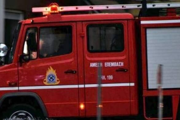 Νεκρός 52χρονος πυροσβέστης στη Μεσσηνία