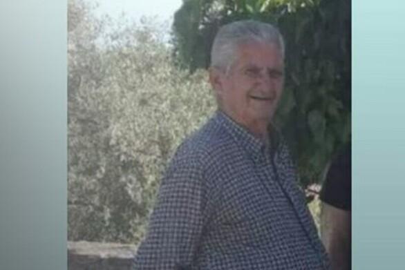 Κρήτη: Τραγικός επίλογος στην εξαφάνιση 87χρονου - Βρέθηκε νεκρός σε χαντάκι