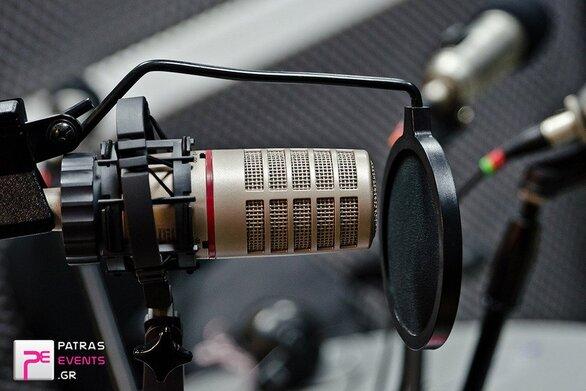 Ο ραδιοφωνικός σταθμός του Πανεπιστημίου Πατρών γιορτάζει την Ευρωπαϊκή Ημέρα Μουσικής