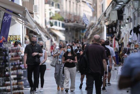 Λουκίδης - Κορωνοϊός: Στις 15 Ιουλίου πιθανόν να σταματήσει η χρήση μάσκας σε εξωτερικούς χώρους