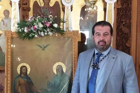 Το μήνυμα του Προέδρου του Εμπορικού Συλλόγου Αιγιαλείας για την ημέρα του Αγίου Πνεύματος