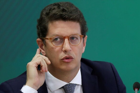 Βραζιλία: Παραιτήθηκε ο υπουργός Περιβάλλοντος