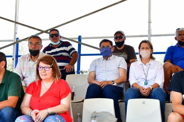 Πάτρα: Έργα αναβάθμισης στο δημοτικό γήπεδο Βραχνεΐκων