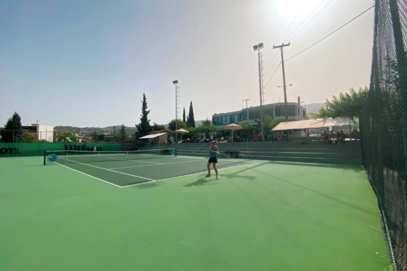 Με επιτυχία πραγματοποιείται το Ευρωπαϊκό Τουρνουά Patras Junior 12&U στις εγκαταστάσεις του Σωματείου ΑΕΤ Νίκη Πατρών (φωτο)