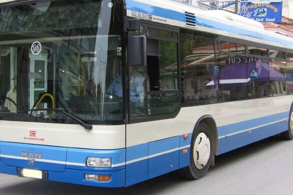 Πάτρα: Σταθερά πεσμένη η κίνηση για τα λεωφορεία του Αστικού ΚΤΕΛ - Αργεί η ανάκαμψη