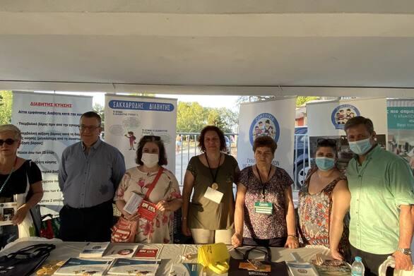 Επίσκεψη του σπιράλ στο 1ο Φεστιβάλ Φορέων Κοινωνικής Φροντίδας