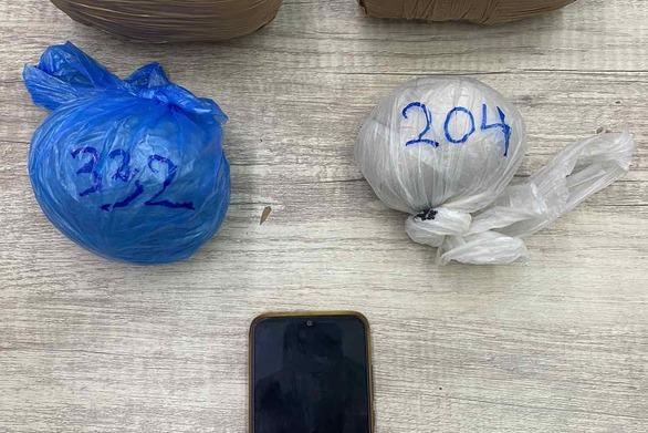 Δυτική Ελλάδα: Κατασχέθηκαν περισσότερα από 2 κιλά και 600 γραμμάρια ηρωίνης (φωτο)