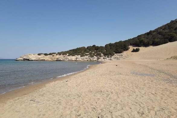 Ελληνική Λύση: Η απέραντη αμμουδιά και οι αμμόλοφοι της Δυτικής Ελλάδας από Άραξο μέχρι Νέδα κινδυνεύουν