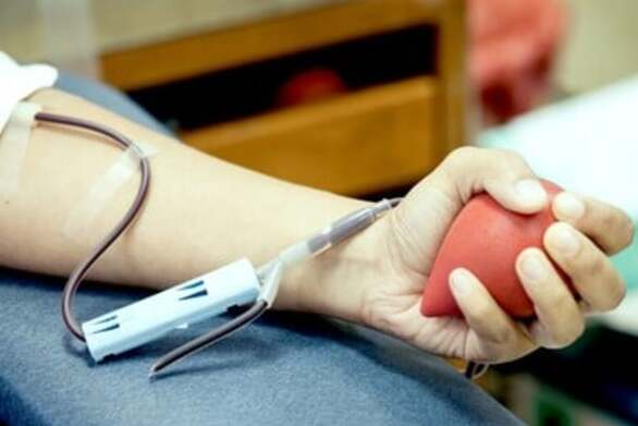 Εθελοντική αιμοδοσία από τον Παγκαλαβρυτινό Σύλλογο Πάτρας