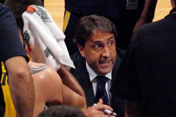 Πήρε Ισπανό ο Προμηθέας Πατρών για τον πάγκο του - Ο Luis Casimiro στα ηνία της ομάδας