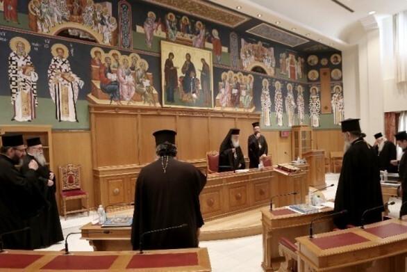 Για απειθαρχία εγκαλoύνται οι Μητροπολίτες Αιτωλίας-Ακαρνανίας και Κυθήρων