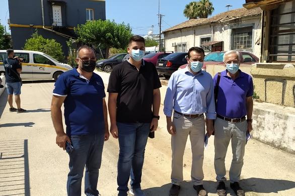 Συνάντηση Ώρας Πατρών με τον Τομεάρχη Υποδομών του ΣΥΡΙΖΑ-ΠΣ Νίκο Παππά