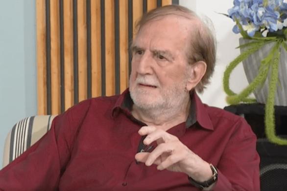 Γιώργος Κωνσταντίνου: «Υπάρχει μια μίμηση φοβερή πια στην τηλεόραση»