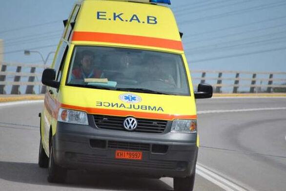 Χανιά: Άνδρας έπεσε σε χαράδρα από μπαλκόνι σπιτιού