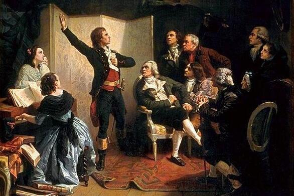 Σαν σήμερα 14 Ιουλίου η«Μασσαλιώτιδα» υιοθετείται και επισήμως ως ο εθνικός ύμνος της Γαλλίας