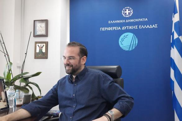 """Νεκτάριος Φαρμάκης: """"Συμμετέχουμε στην απογραφή της ΕΛΣΤΑΤ και δίνουμε δύναμη στον τόπο μας"""""""