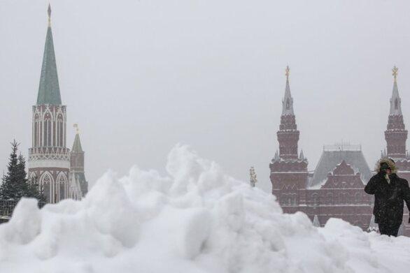 Ρωσία - Ο αριθμός των επικίνδυνων καιρικών φαινομένων αυξήθηκε κατά 18%