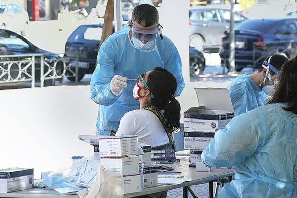 Πάτρα - Κορωνοϊός: Πού θα γίνουν τα rapid tests της Πέμπτης