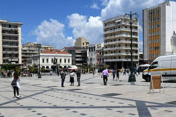 Κορωνοϊός: Στην Πάτρα τα 74 από τα 89 νέα κρούσματα της Αχαΐας