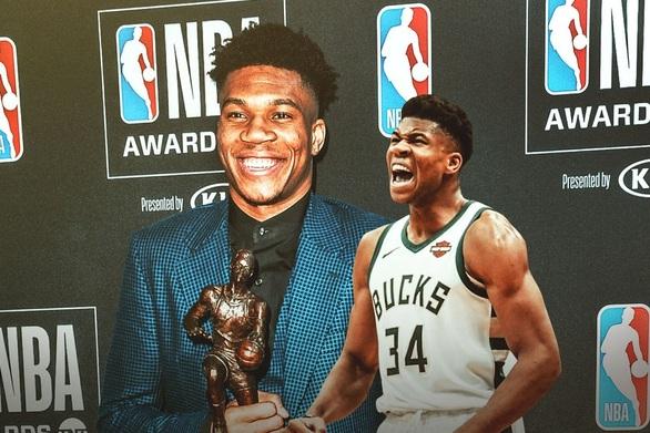 NBA: Φαβορί ο Ντόντσιτς για MVP της επόμενης σεζόν - Σε ποια θέση βρίσκεται ο Γιάννης