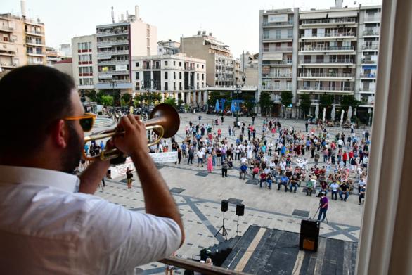 """Νίκος Νικολόπουλος: """"Οι άνεργοι και ο Πατρινός λαός, γύρισαν τη πλάτη στα κομματικά παιχνίδια της Δημοτικής Αρχής Πελετίδη"""""""