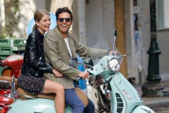 Δανάη Μιχαλάκη - Γιώργος Παπαγεωργίου: Ο γάμος, το πάρτι και το ταξίδι στο εξωτερικό