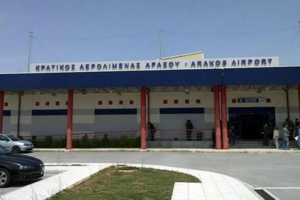 Δυτική Αχαΐα: Χωρίς γιατρούς και κλιμάκιο για τεστ το αεροδρόμιο του Αράξου