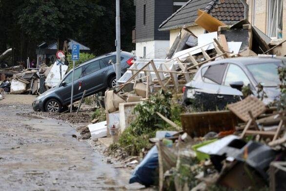 Γερμανία: Φόβοι για έξαρση κορωνοϊού στις πληγείσες από τις πλημμύρες περιοχές