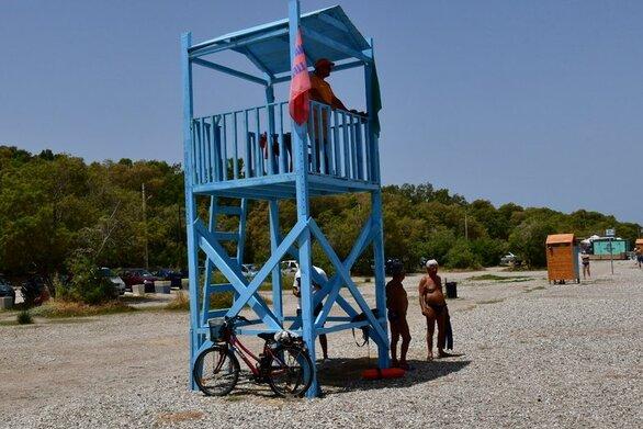 Πάτρα: Οι ναυαγοσώστες έσωσαν 53χρονο στην Πλαζ