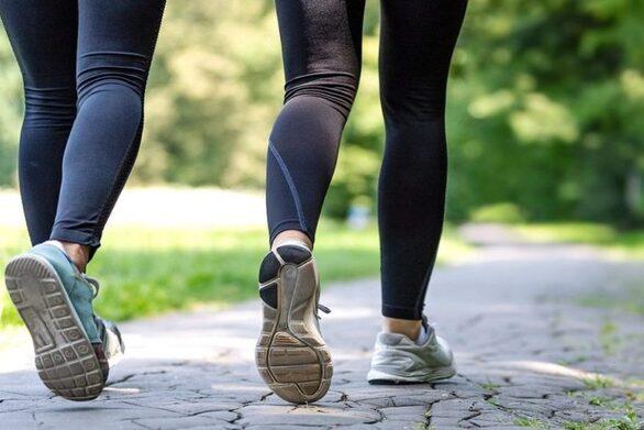 Περπάτημα - Έτσι θα το μετατρέψετε σε δυναμική προπόνηση