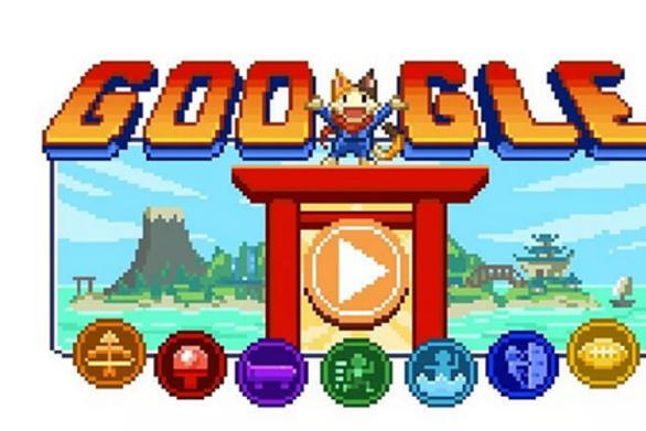 Ολυμπιακοί Αγώνες: Το σημερινό Google Doodle μας προσκαλεί στη δική του διοργάνωση