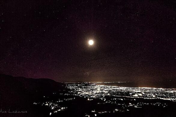 Κυνηγώντας τον… Γαλαξία στην αστρoσκέπαστη Ζάστοβα, πάνω από την Πάτρα (φωτο)