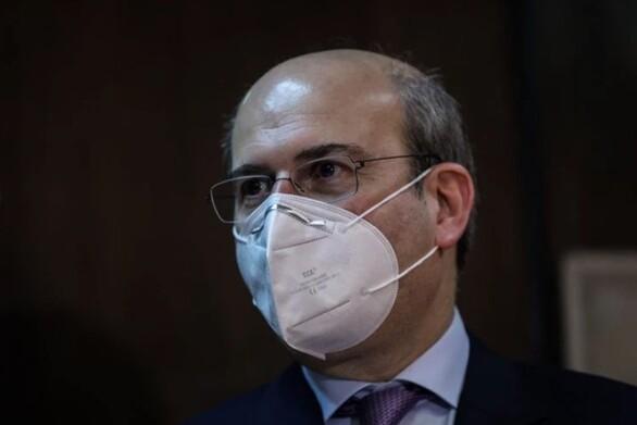 """Χατζηδάκης: """"Αύριο οι αποφάσεις για τον κατώτατο μισθό"""" (video)"""