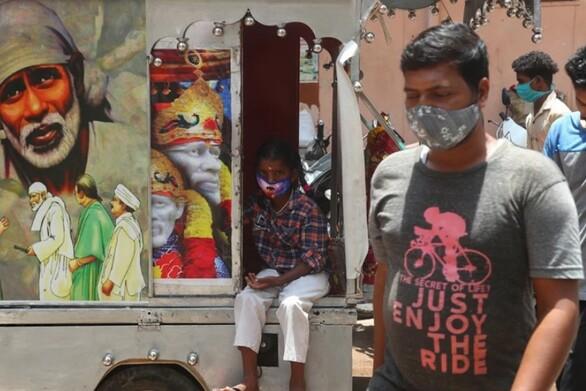 Κορωνοϊός: Άλλους 535 νεκρούς μετρά η Ινδία, 40.000 κρούσματα σε 24 ώρες
