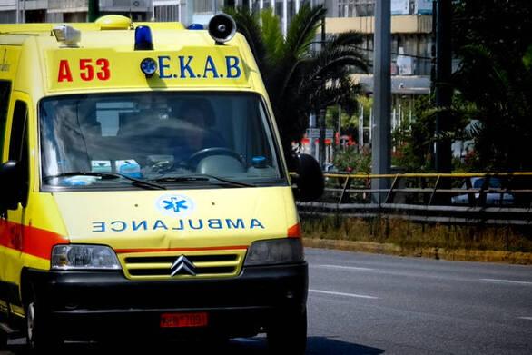 Τροχαίο ατύχημα στον επαρχιακό δρόμο Κάτω Αχαΐας - Αράξου