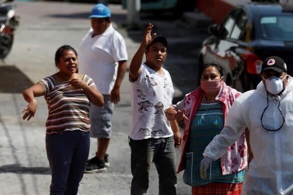 Μεξικό - Covid-19: Περισσότερα από 6.500 τα κρούσματα