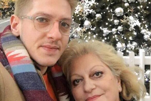 Πάτρα: Το «αντίο» του Ίωνα Καλημέρη στη μητέρα του Μυρσίνη Ιντζέ