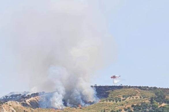 Πάτρα: Κάθε καλοκαίρι τα ίδια με τις φωτιές στα Συχαινά