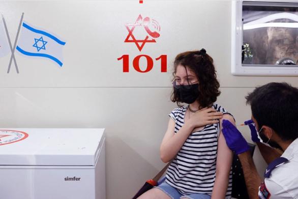 Ισραήλ: Τρίτη δόση εμβολίου συστήνει το υπουργείο Υγείας