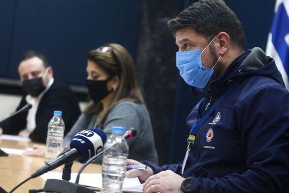Κορωνοϊός: Δείτε live την ενημέρωση για την πανδημία στην Ελλάδα