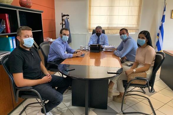 ΟΝΝΕΔ Αχαΐας συνεχίζει τις συναντήσεις με στελέχη από τον χώρο της Υγείας