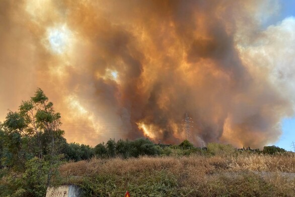 ΚΙΝΑΛ: «Χρεοκόπησε» το επιτελικό κράτος με την πυρκαγιά στην Αχαΐα