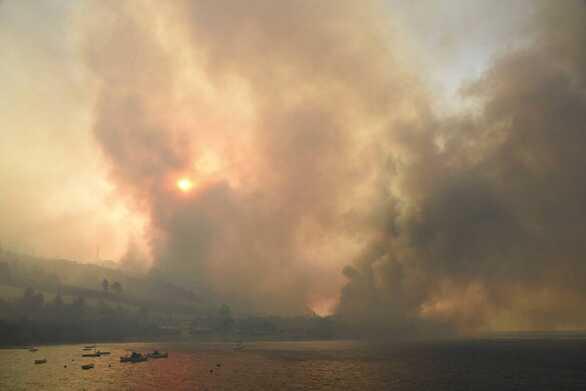 Αλέξης Τσίπρας - Η ανάρτηση του στο facebook για τις φωτιές στην Αχαΐα