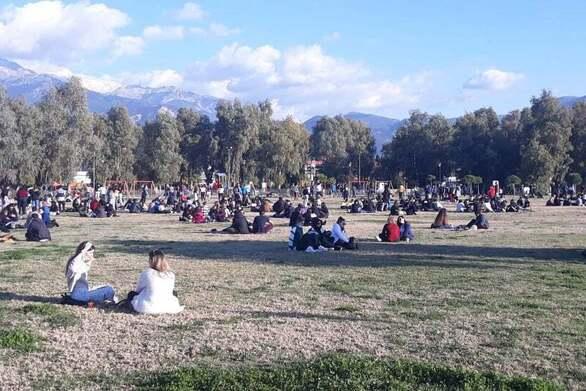 Τι έχει συμβεί στο Νότιο Πάρκο της Πάτρας; Μετά το lockdown ερήμωσε!