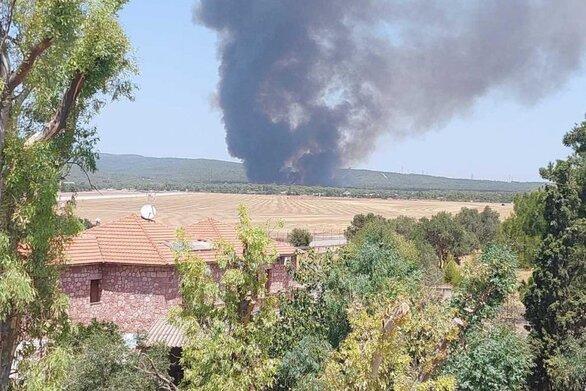 Φωτιά στη Βαρυμπόμπη: Οικονομική ενίσχυση 100.000 ευρώ του Επαγγελματικού Επιμελητηρίου Αθηνών