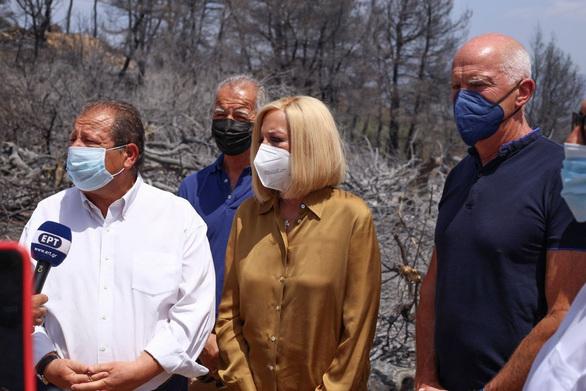 Το ΚΙΝΑΛ Αχαΐας σχετικά με την επίσκεψη Γεννηματά-Παπανδρέου στις πληγείσες περιοχές της Αιγιάλειας