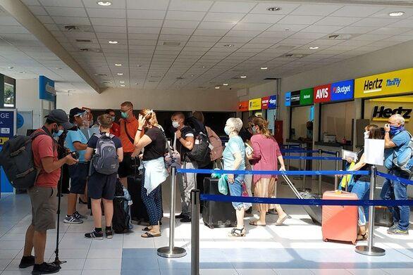 «Απογειώνεται» η κίνηση στα αεροδρόμια του Ν. Αιγαίου
