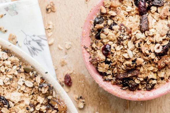 «Υγιεινά» τρόφιμα που μπορεί να κρύβουν πολλές θερμίδες