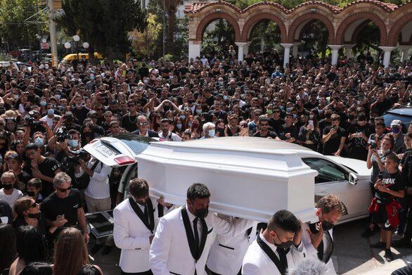 Αλέξανδρος Κοψιάλης - Oργισμένος αποκαλύπτει την ασέβεια στην κηδεία του Mad Clip