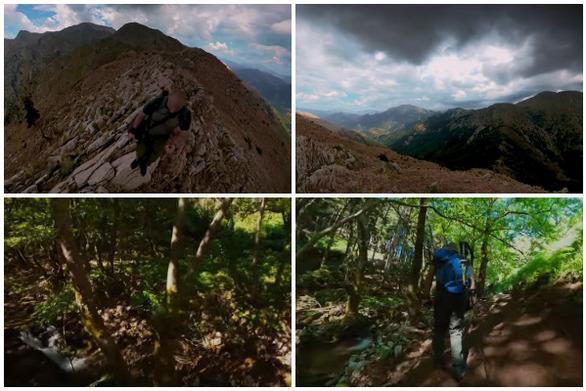 Ερύμανθος - Διασχίζοντας τη φύση μέσα από μια ξεχωριστή πεζοπορία (video)